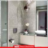 comprar papel de parede banheiro Vargem Grande Paulista