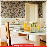 comprar papel de parede cozinha Cidade das Flores