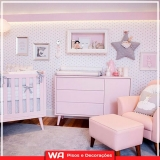comprar papel de parede quarto de bebê Francisco Morato