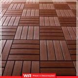 deck madeira sacada apartamento orçamento Vila Yara