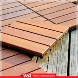 deck madeira sacada