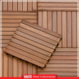 decks modular sacada Vila Osasco