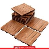 onde compro deck madeira para sacada Bonança