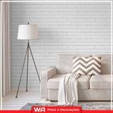 papel de parede para sala instalação Guararema