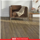 piso laminado de madeira valor Jardim Platina