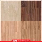 piso laminado madeira valor São Pedro