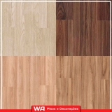 piso laminado madeira valor Jaguaribe