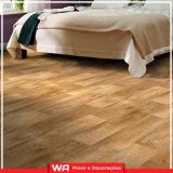valor de piso vinílico de madeira Arujá