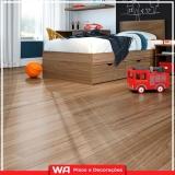venda de piso laminado em madeira Jaguaribe