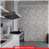 comprar papel de parede na cozinha ABCD