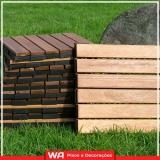 deck madeira para sacada São Bernardo Centro