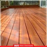 decks madeira para sacada Distrito Industrial Autonomistas