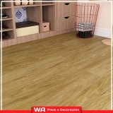 onde comprar piso laminado de madeira colocado para sala Conceição