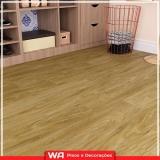 onde comprar piso laminado de madeira colocado para sala Distrito Industrial Remédios