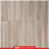 onde compro piso de madeira laminado colocado para quarto Embu das Artes