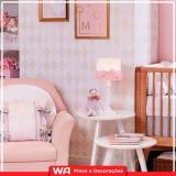 papel de parede infantil instalação Barueri