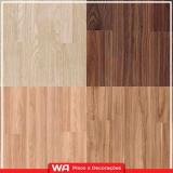 piso de laminado de madeira preço ABC