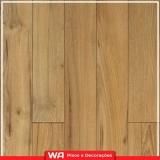 piso de madeira laminado colocado km 18