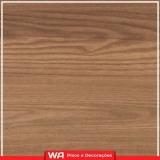 piso de laminado de madeira