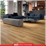 piso de madeira laminado de encaixe