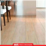 piso laminado clicado valor Cajamar
