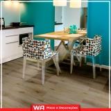 piso vinílico para cozinha Ayrosa