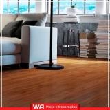 venda de piso laminado clicado Centro