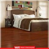 venda de piso laminado de madeira ABCD